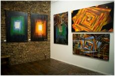 The Mind Machine at Menier Gallery, London.