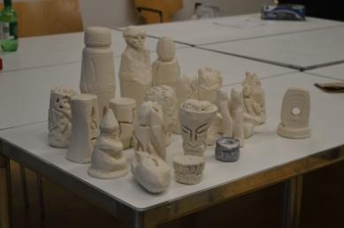 Collaborative sculpture