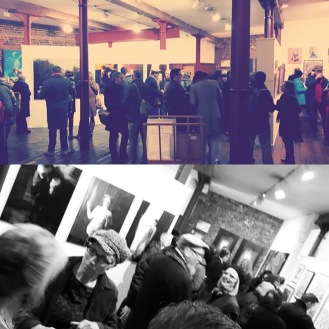 'The Mind Machine' private view