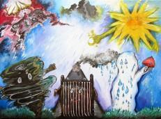 Weather Creatures, ©Jasmine Surreal