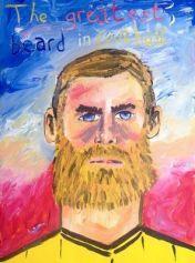 The Greatest Beard In Football – Olof Mellberg