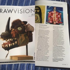 Raw Vision: exhibition review