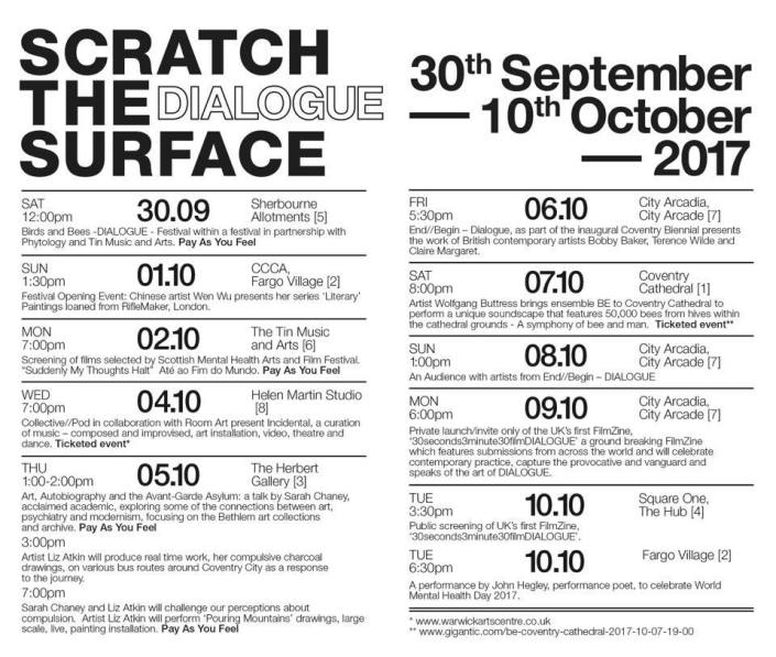 Scratch the Surface Programme